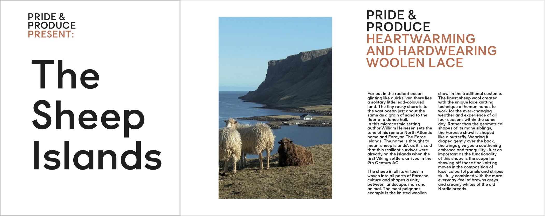 The Faroe Islands: Home of the Sheep